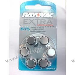 ZA675 Rayovac EXTRA ADVANCED 1.45V Samsung