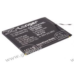 Lenovo K910 / BL216 3050mAh 11.59Wh Li-Polymer 3.8V (Cameron Sino) Części i akcesoria