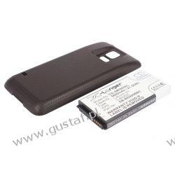 Samsung Galaxy S5 / EB-B900BC 5600mAh 21.56Wh Li-Ion 3.85V powiększony czarny (Cameron Sino) Ładowarki