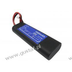 3500mAh 25.90Wh Li-Polymer 7.4V 2S 25C (Cameron Sino) Baterie