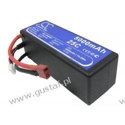 5000mAh 74.00Wh Li-Polymer 14.8V 4S 25C (Cameron Sino) Akumulatory