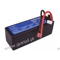 4400mAh 65.12Wh Li-Polymer 14.8V 4S 25C (Cameron Sino) Pozostałe