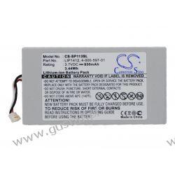 Sony PSP Go / LIP1412 930mAh 3.44Wh Li-Ion 3.7V (Cameron Sino) Gry