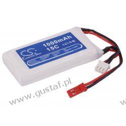 1000mAh 7.40Wh Li-Polymer 7.4V 2S 15C (Cameron Sino) Asus