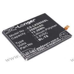 LG Chameleon / BL-T8 3500mAh 13.30Wh Li-Polymer 3.8V (Cameron Sino) Dell