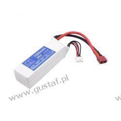 1550mAh 17.21Wh Li-Polymer 11.1V 3S 25C (Cameron Sino)