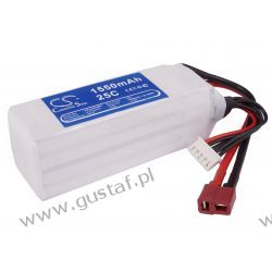 1550mAh 22.94Wh Li-Polymer 14.8V 4S 25C (Cameron Sino) Pozostałe
