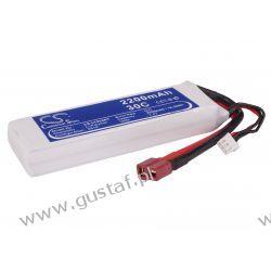 2200mAh 32.56Wh Li-Polymer 14.8V 4S 25C (Cameron Sino) Akcesoria