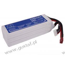 3300mAh 73.26Wh Li-Polymer 22.2V 6S 25C (Cameron Sino) Samsung