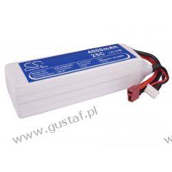 4000mAh 59.20Wh Li-Polymer 14.8V 4S 25C (Cameron Sino) Pozostałe