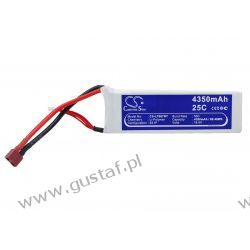 4350mAh 80.48Wh Li-Polymer 18.5V 5S 25C (Cameron Sino) Nokia