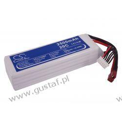 2500mAh 46.25Wh Li-Polymer 18.5V 5S 20C (Cameron Sino) Sony Ericsson