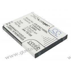 Emporia TELME TS100 / AK-TS100 1150mAh 4.26Wh Li-Ion 3.7V (Cameron Sino) Pozostałe