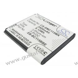 Samsung Galaxy K zoom / EB-BC115BBC 2000mAh 7.60Wh Li-Ion 3.8V (Cameron Sino) Fotografia