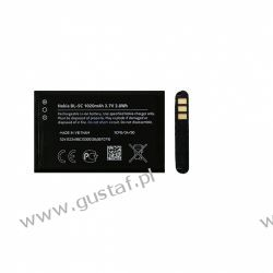 Nokia 1101 / BL-5C 1020mAh 3.8Wh Li-Ion 3.7V nowa wersja (oryginalny) Samsung