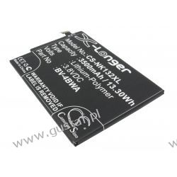 Nokia Lumia 1320 / BV-4BWA 3500mAh 13.30Wh Li-Polymer 3.8V (Cameron Sino) Nokia