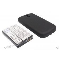 BlackBerry Bold 9000 / ACC14392-001 2400mAh 8.88Wh Li-Ion 3.7V powiększony czarny (Cameron Sino) Pozostałe
