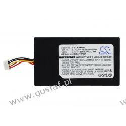 Doro EasyPack Ezpack M-3 / AE383560P6HA 600mAh 2.22Wh Li-Polymer 3.7V (Cameron Sino)