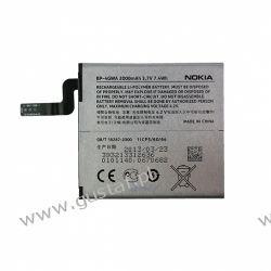 Nokia Lumia 625 / BP-4GWA 2000mAh 7.4Wh Li-Polymer 3.7V (oryginalny) Nokia