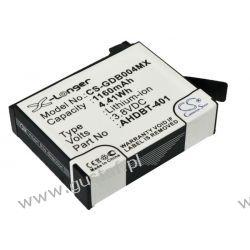 GoPro Hero 4 / 335-06532-000 1160mAh 4.41Wh Li-Ion 3.7V (Cameron Sino) Akumulatory