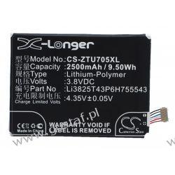 ZTE Q705U / Li3825T43P6H755543 2500mAh 9.50Wh Li-Polymer 3.8V (Cameron Sino) Asus