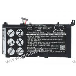 Asus VivoBook S551L / C31-S551 4500mAh 49.95Wh Li-Polymer 11.1V (Cameron Sino) Pozostałe