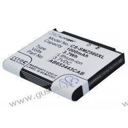 Samsung SGH-Z560 / AB603443AA 1000mAh 3.70Wh Li-Ion 3.7V (Cameron Sino) Pozostałe