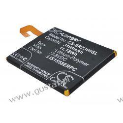 Sony Ericsson Xperia Z3 / LIS1558ERPC 3100mAh 11.78Wh Li-Polymer 3.8V (Cameron Sino) Akumulatory