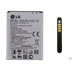 LG L65 D820 / BL-52UH 2100mAh 8.0Wh Li-Ion 3.8V (oryginalny) Elementy elektryczne