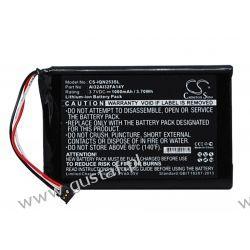 Garmin Nuvi 2539LM / AI32AI32FA14Y 1000mAh 3.70Wh Li-Ion 3.7V (Cameron Sino) HTC/SPV