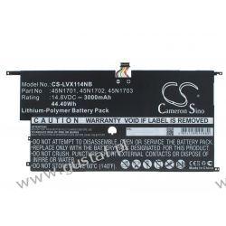 Lenovo ThinkPad X1 Carbon 14 / 45N1701 3000mAh 44.40Wh Li-Polymer 14.8V