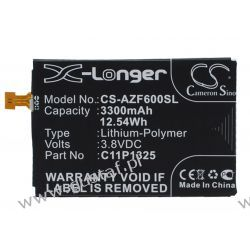 Asus ZenFone 6 / C11P1325 3300mAh 12.54Wh Li-Polymer 3.8V (Cameron Sino) Pozostałe