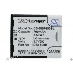 Doro Liberto 650 / DBI-800B 700mAh 2.59Wh Li-Ion 3.7V (Cameron Sino)