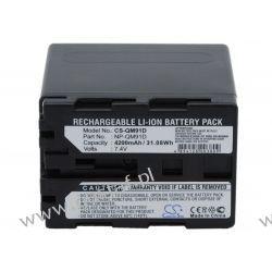 Sony NP-QM91D 4200mAh 31.08Wh Li-Ion 7.4V ciemnoszary (Cameron Sino) HP, Compaq