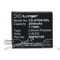 HTC Desire 610 / 35H00222-00M 2040mAh 7.75Wh Li-Polymer 3.8V (Cameron Sino)