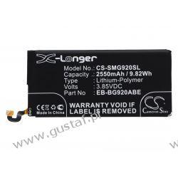 Samsung Galaxy S6 / EB-BG920ABE 2550mAh 9.82Wh Li-Polymer 3.85V (Cameron Sino) Sony Ericsson