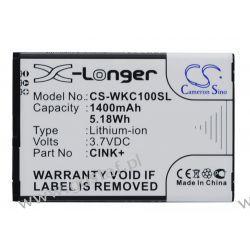 Wiko Cink+ 1400mAh 5.18Wh Li-Ion 3.7V (Cameron Sino) Ładowarki