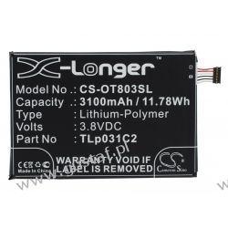 Alcatel One Touch Hero 2 / TLp031C2 3100mAh 11.78Wh Li-Polymer 3.8V (Cameron Sino) Pozostałe
