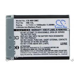Canon Powershot G7X / NB-13L 1050mAh 3.89Wh Li-Ion 3.7V (Cameron Sino) Canon
