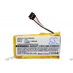 Logitech H600 / 1110 240mAh 0.89Wh Li-Polymer 3.7V (Cameron Sino) Słuchawki
