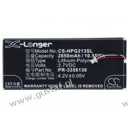 HP Slate 7 G2 1311 / PR-3356130 2850mAh 10.55Wh Li-Polymer 3.7V (Cameron Sino) Ładowarki