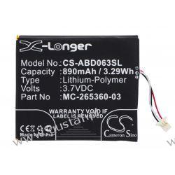 Amazon Kindle 7 / 58-000083 890mAh 3.29Wh Li-Polymer 3.7V (Cameron Sino) Samsung