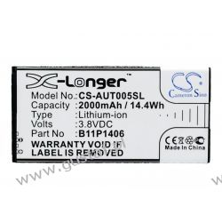 Asus PadFone X Mini 4.5 / B11P1406 2000mAh 7.60Wh Li-ion 3.8V (Cameron Sino)