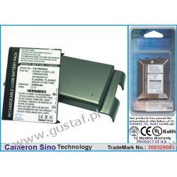 Fujitsu Loox N520 / S26391-F2607-L50 2250mAh 8.33Wh Li-Ion 3.7V powiększony czarny (Cameron Sino) Dell