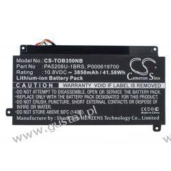 Toshiba Chromebook CB35 / PA5208U-1BRS 3850mAh 41.58Wh Li-Polymer 10.8V (Cameron Sino) Toshiba