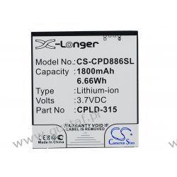 Vodafone 889N / CPLD-315 1800mAh 6.66Wh Li-Ion 3.7V (Cameron Sino) Baterie i akumulatory