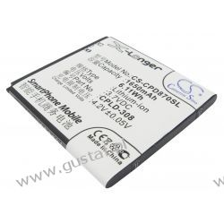 Coolpad 8085 / CPLD-308 1650mAh 6.11Wh Li-Ion 3.7V (Cameron Sino) Pozostałe