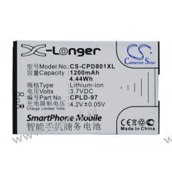 Coolpad 8010 / CPLD-97 1200mAh 4.44Wh Li-Ion 3.7V (Cameron Sino) Części i akcesoria