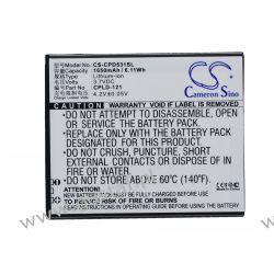 Coolpad 5311 / CPLD-121 1650mAh 6.11Wh Li-Ion 3.7V (Cameron Sino) Inny sprzęt medyczny