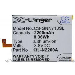 Gionee E7 Mini / BL-N2200A 2200mAh 8.36Wh Li-Polymer 3.8V (Cameron Sino) Głośniki przenośne